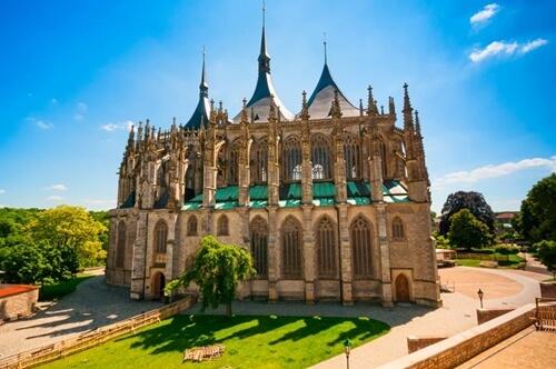 Çek Cumhuriyeti'nde Görülmesi Gereken En Güzel  4 Şehir