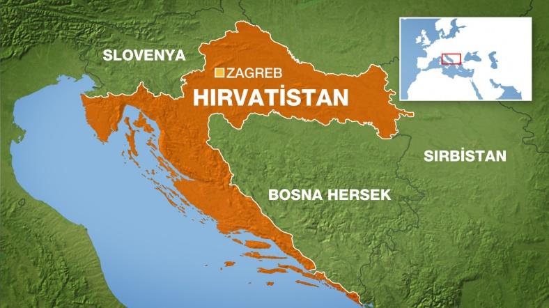 hirvatistan vizesi - Hırvatistan