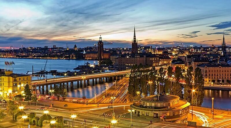 isvec vize basvurusu - İsveç