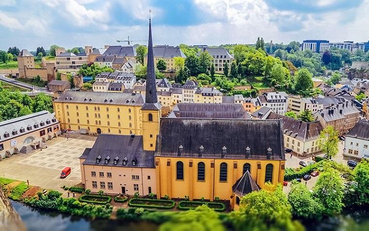 lüksemburg - Lüksemburg
