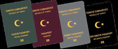 2018 -pasaport basvuru islemleri